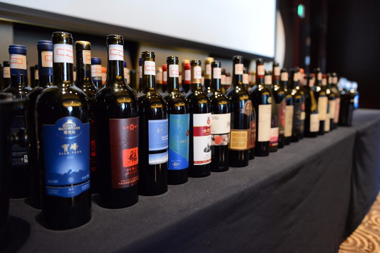2016中国葡萄酒发展峰会,大师品评现场