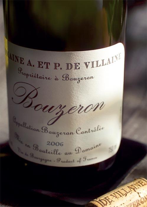 德维兰先生掌管的另一个酒庄,A & P de Villaine