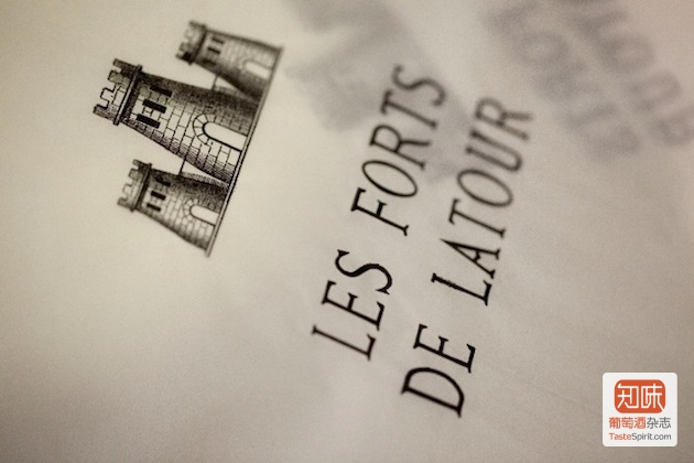 拉图副牌:Les Forts de Latour