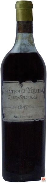 1847年的滴金酒庄(Chateau d'Yquem)
