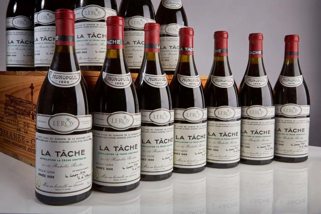 罕见1988年La Tâche领衔,风土大会慈善拍卖晚宴发布!
