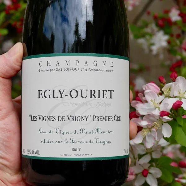 小农香槟膜拜典范Egly-Ouriet,新款与亲民特级园一个不少