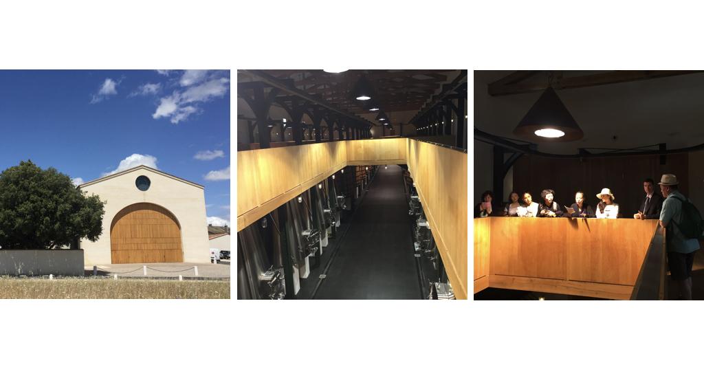 剧院一般的酿酒室
