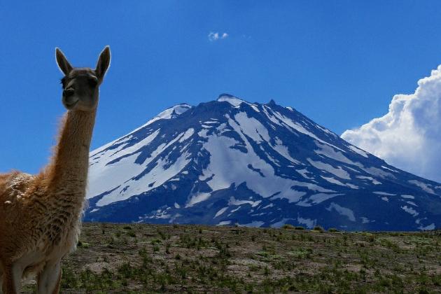从阿根廷看安第斯山,来源:Flickr