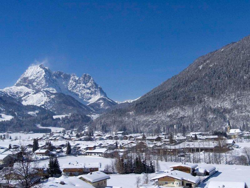 Tyrol的冬天