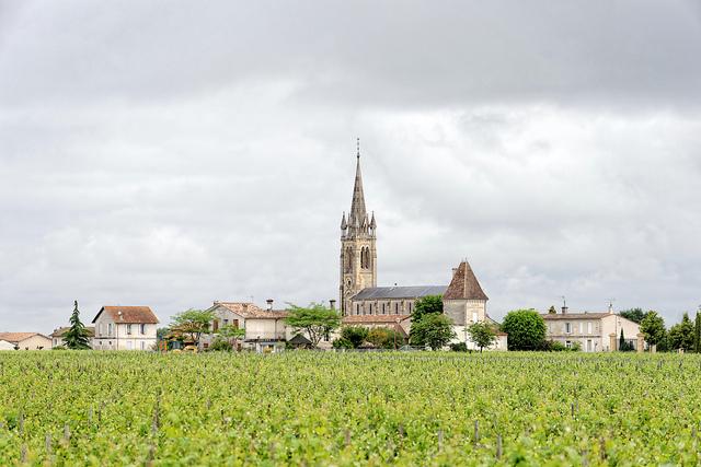 Village de Pomerol,图片来源:Claude-Olivier Marti