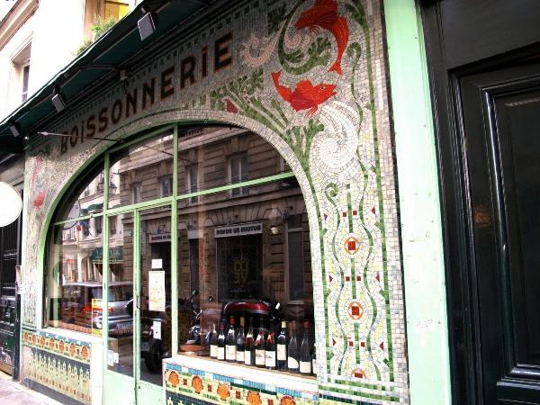 巴黎左岸的Fish la Boissonerie餐厅,来源:Boissonerie