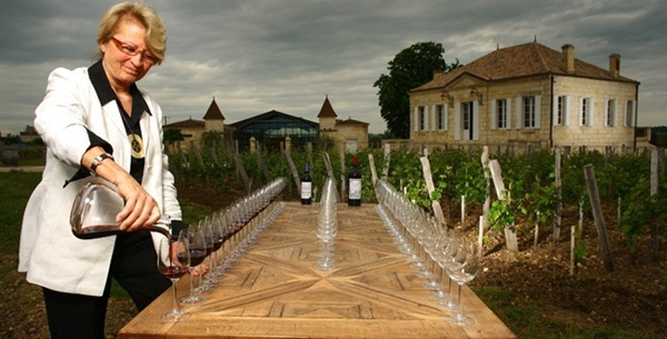 令人敬佩的凯瑟琳·佩雷-伟杰(Catherine Péré-Vergé)女士和她的葡萄酒