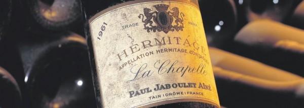 """声名显赫的嘉伯乐酒庄""""小教堂""""红葡萄酒Paul Jaboulet Aîné Hermitage rouge La Chapelle"""