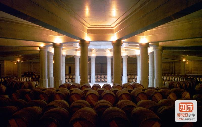 拉菲的酒窖