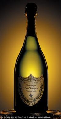 2000年份唐培里侬香槟王Dom Perignon