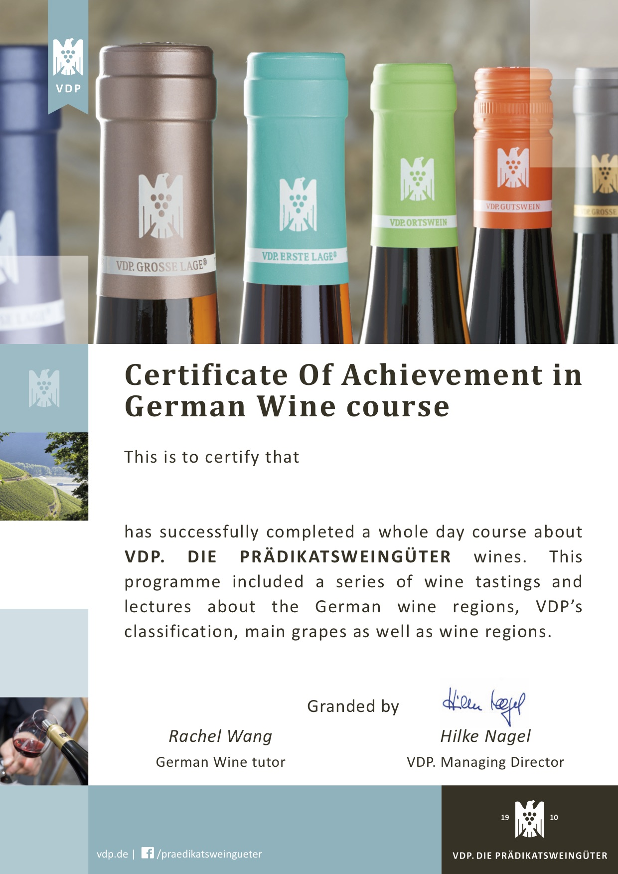 2015_Certificate_German_Wine course