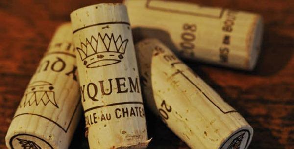 滴金酒庄(Château d'Yquem)使用的就是阿莫林(Amorim)生产的软木塞,来源:Leif Carlsson/Le Figaro
