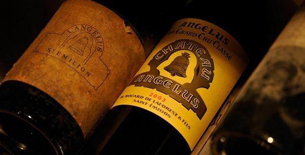 金钟酒庄(Château Angelus),图片来源:LEIF CARLSSON / Le Figaro