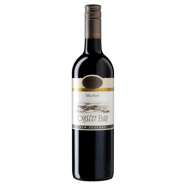 蚝湾梅洛红葡萄酒