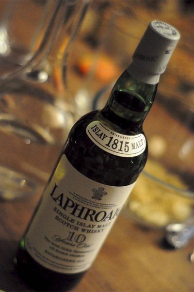 查尔斯王子最爱的拉弗格(Laphroaig)威士忌,图片来源:domi-san