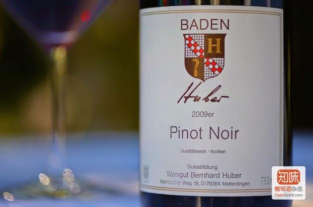 德国巴登产区的雨博酒庄(Bernhard Huber)的黑皮诺