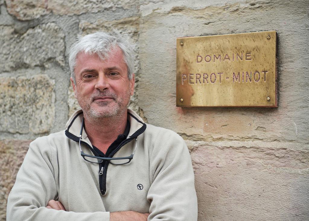 Christophe Perrot-Minot