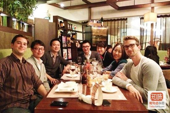 第戎高商葡萄酒项目的一些中国毕业生,葡萄酒行业的朋友不难发现熟悉的面孔