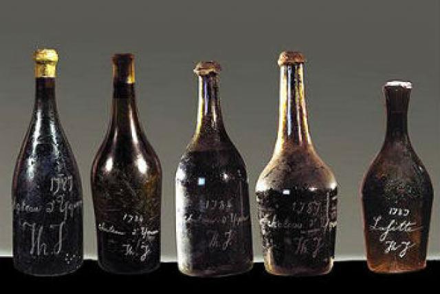 由于存在匿名交易和私人渠道,市面上究竟有多少杰弗逊葡萄酒仍然无人知晓