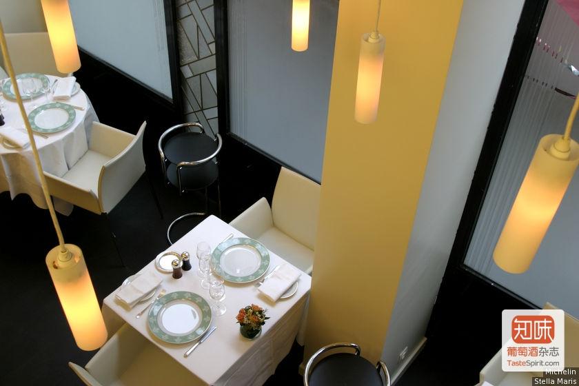 Stella Maris餐厅,来自:Michelin