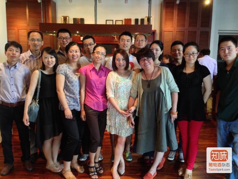 GWS北京第二期合影