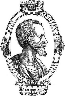 彭特斯·德·提雅德(Pontus de Tyard)