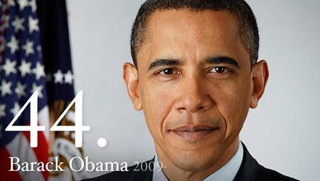 奥巴马 Barack Obama 美国第44任总统,来源:the White House
