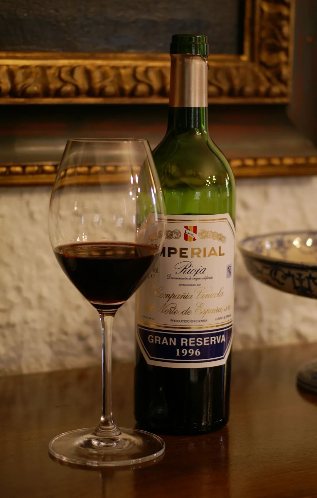 林裕森专栏 西班牙不死的经典Gran Reserva