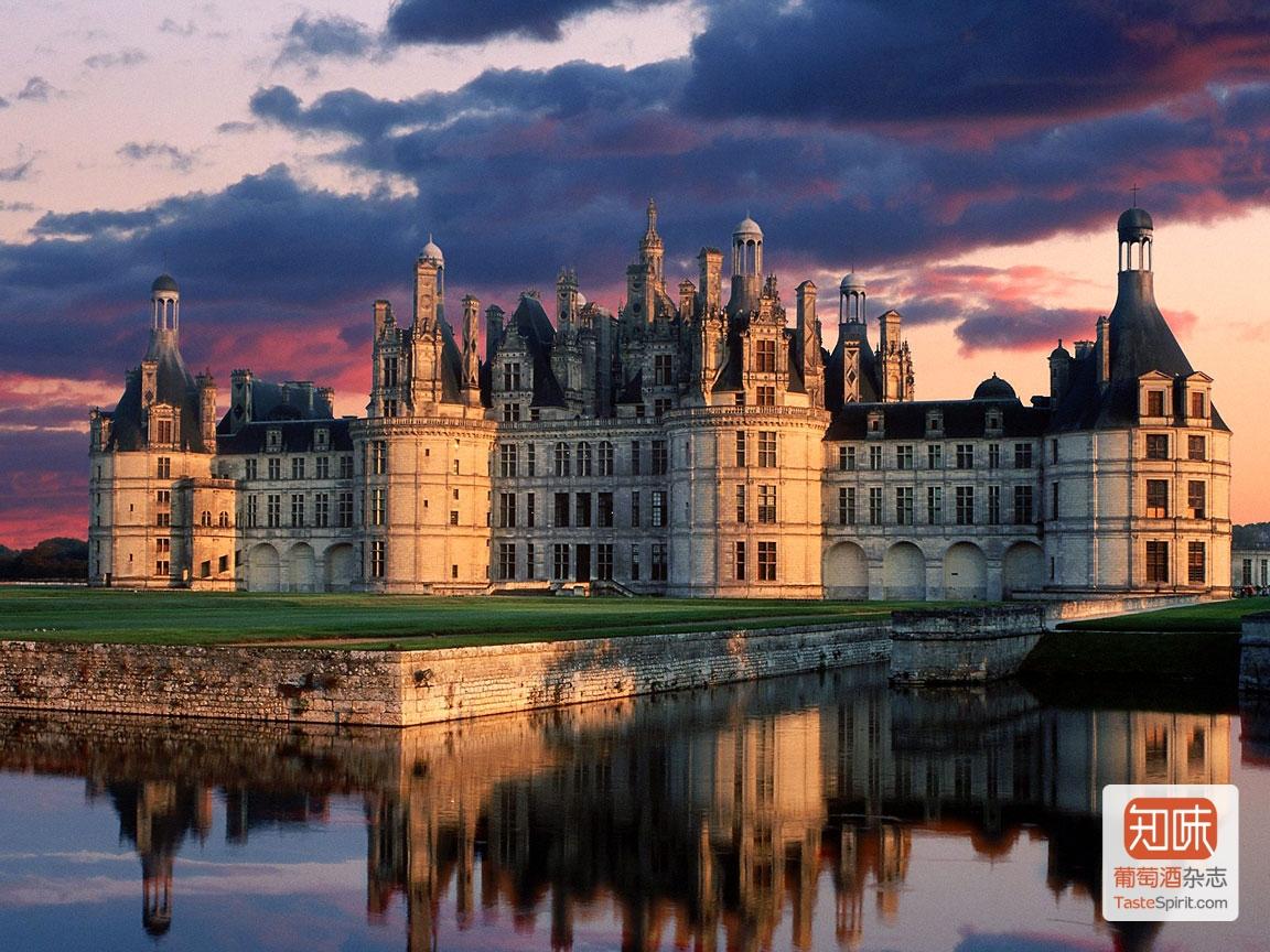 卢瓦河谷不仅拥有各式美酒,也有充满诗情画意的城堡田园风光