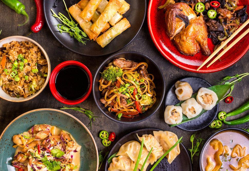 中国人吃饭的讲究,可一点都不比西餐少