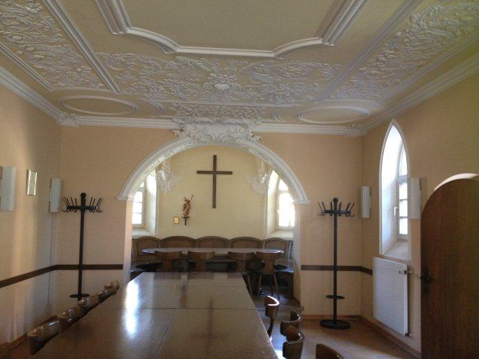 兼做品酒室的小教堂