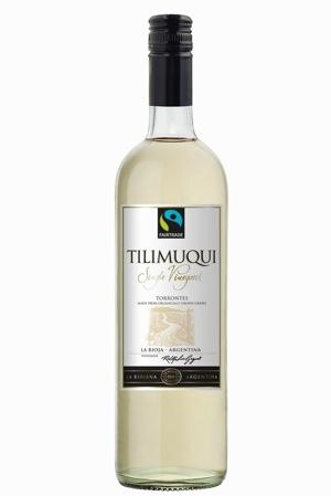Tilimuqui Single Vineyard Fairtrade Organic Torrontes