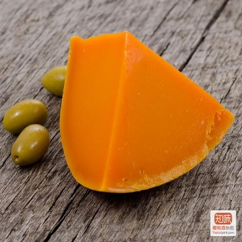 长得很像南瓜的米莫勒奶酪(Mimolette)