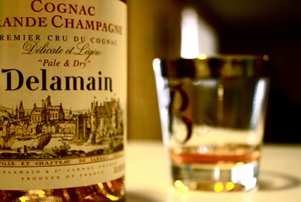 著名干邑(Cognac)品牌德拉曼(Delamain)   图片来源:mollykiely