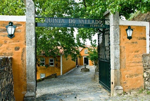 瓦拉多(Quinta do Vallado)酒庄