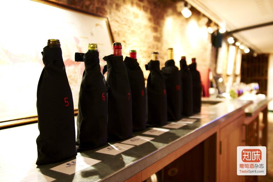 常见的蒙瓶盲品,图片来源: BBR