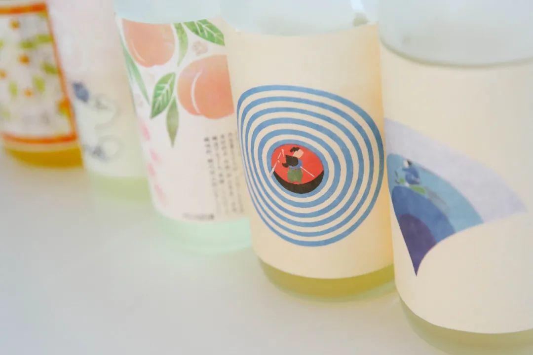 知味亲测好喝的5款高颜值日本果酒,炎炎夏日中的解渴神器!