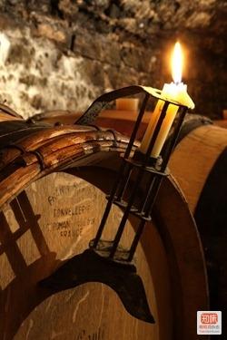 罗曼尼康帝的酒窖,来源:DRC