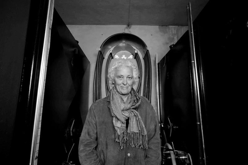Anne-Claude Laflaive,来源:Colin Hampden-White