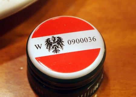 奥地利葡萄酒常见的的国旗图案酒帽