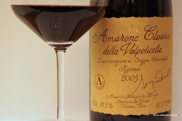 Amarone Riserva Sergio Zenato 2005