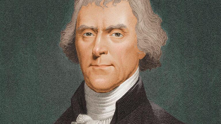 托马斯·杰弗逊(Thomas Jefferson)