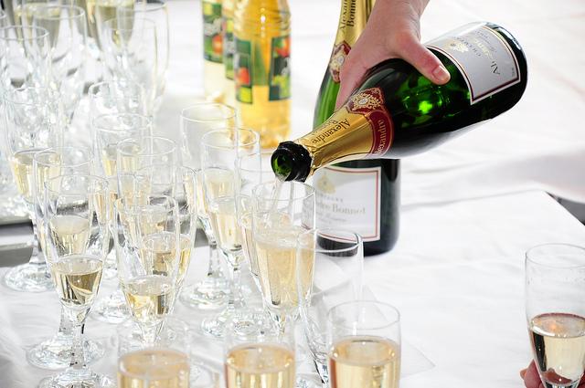 四步读懂香槟酒标