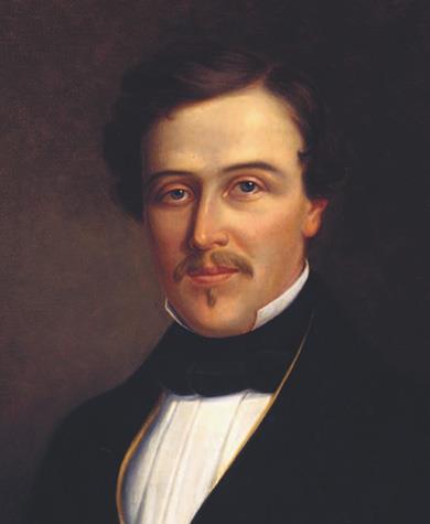 Charles-Camille Heidsieck,按当时的标准也是美男子一枚了