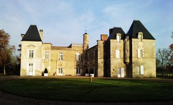 Chateau d'Issan 迪仙庄园 朴素低调的城堡
