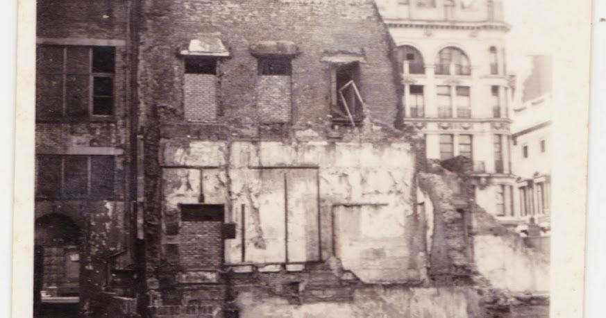 佳士得(Christie's)旧的办公室在伦敦大轰炸期间曾经被夷为平地