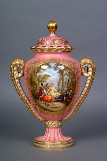 用这些绝美的英国瓷器喝茶,高级感满满