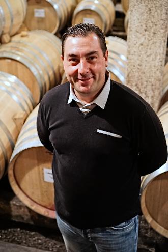 Odoul Coquard酒庄的庄主Sébastien Odoul先生
