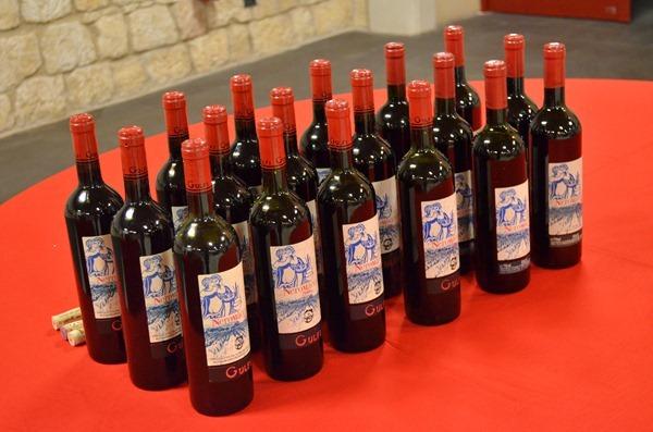 古妃酒庄(Gulfi Winery)的Neromaccaji,来源:陈微然